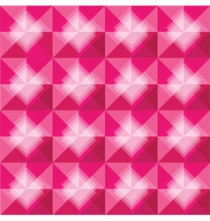 Pink retro abstract background vector