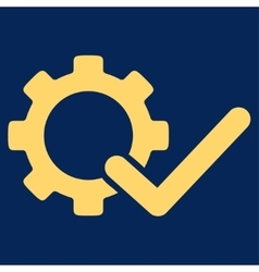 Valid options icon vector
