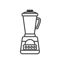 Blender supply house electric appliance icon vector