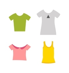 Clothing design concept vector