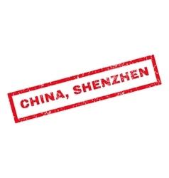 China shenzhen rubber stamp vector