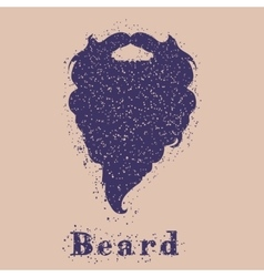 Beards vector image vector image