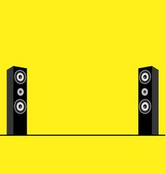 Of speakers vector