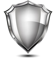 Shield for you design vector