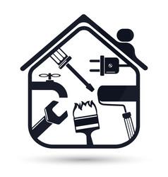 Home repairs vector