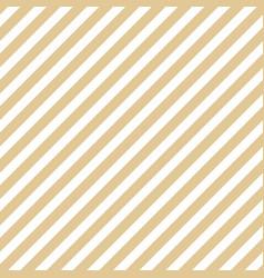 stripe beige seamless pattern vector image vector image