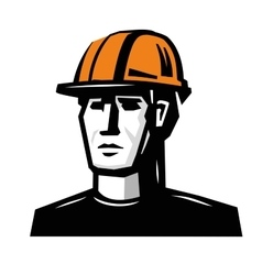 Worker man vector