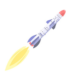 Ballistic missile vector