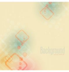 pastel background vector image
