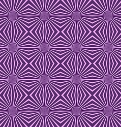 Abstract background sunbeam purple vector