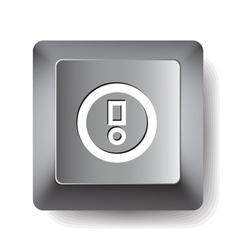 Computer key vector