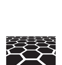 Texture of honeycomb vector