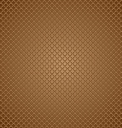 Chocolate retro background vector image vector image