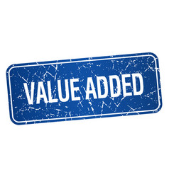 Value added vector