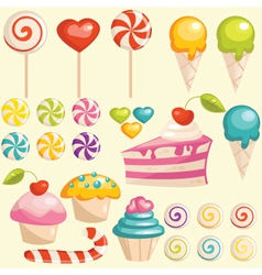 treats vector image