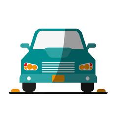 Car icon image vector