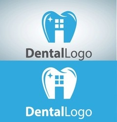 Dental logo 9 vector