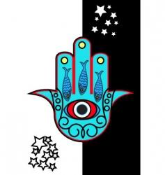 Miriam hand vector