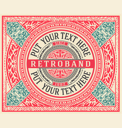 Logo template restaurant hotel boutique or vector