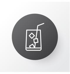 Lemonade icon symbol premium quality isolated vector