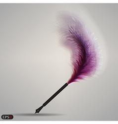 Pen vector image