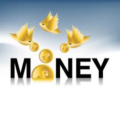 Money illustration vector