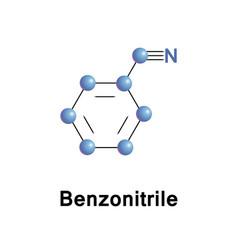 Benzonitrile resin benzoguanamine vector