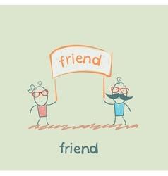 Friend vector