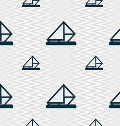 Letter envelope mail icon sign seamless pattern vector