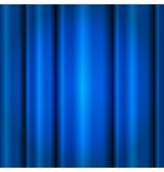 Close view of a blue curtain seamless vector