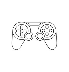 Video game object vector