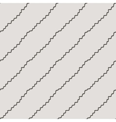 Abstract Diagonal Curved Stripes Seamless Texture vector image vector image