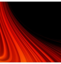 Abstract ardent background EPS 10 vector image