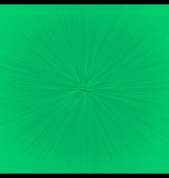 Speedline zoom effect cartoon green vector