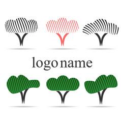 logo for web design vector image