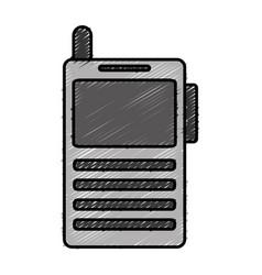 Cellphone icon imag vector