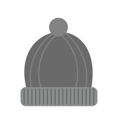 Warm cap vector