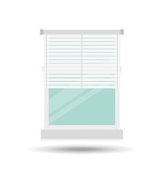 Window icon design vector