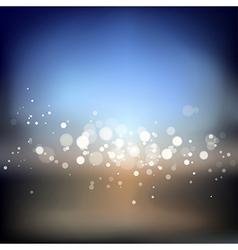 blur bokeh5 vector image