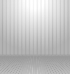 Abstract white background with lines vector image vector image