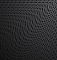 Perforated metal background vector