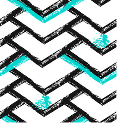 Geometric art print abstract modern and trendy vector