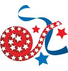 independence celebration vector image vector image