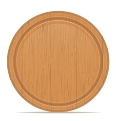 cutting board 01 vector image