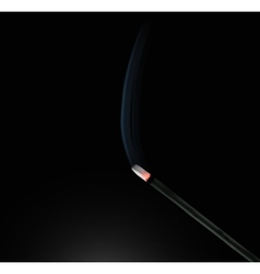 Aroma stick vector