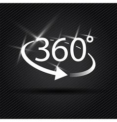 360 twirl vector
