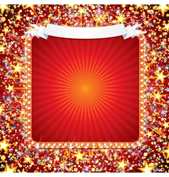 Bright celebration background vector