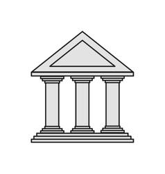 Bank money financial item vector