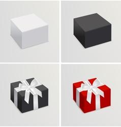 Branding templates vector image