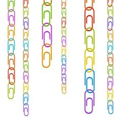 Color clips vector